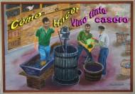 Cómo hacer vino tintocasero